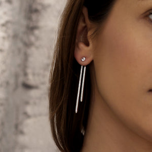 Coltrane Drop Earrings