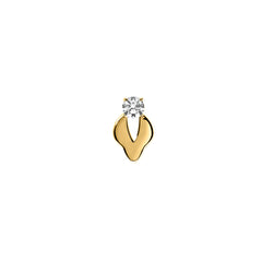 Daye Earrings 18K Yellow Gold