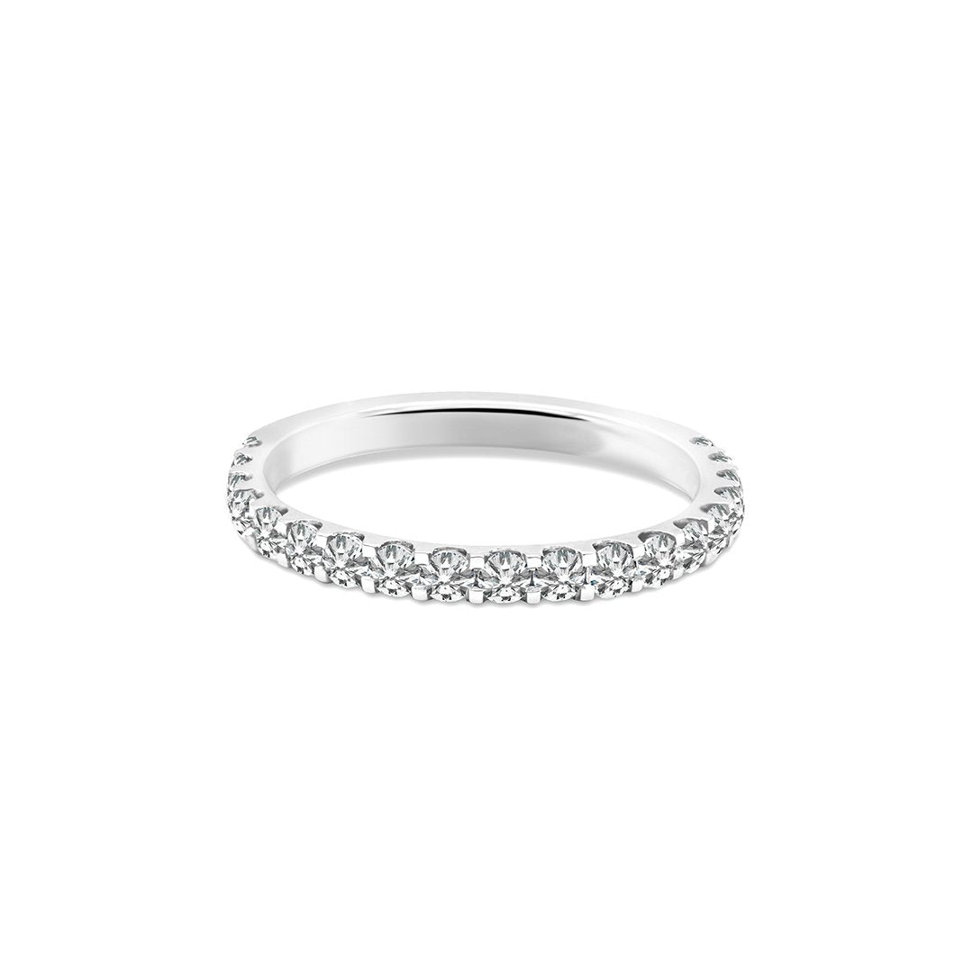 Diana Ring 18K White Gold