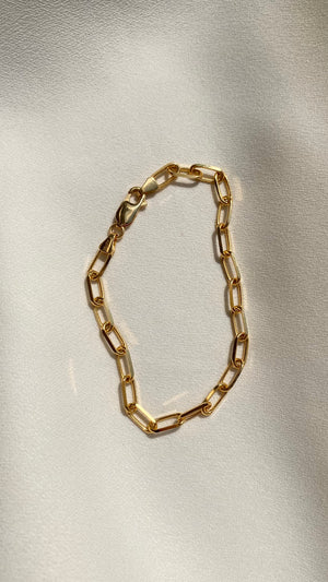 Eman Bracelet 18K Yellow Gold