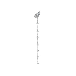 Aletris Ear Jacket 9K White Gold