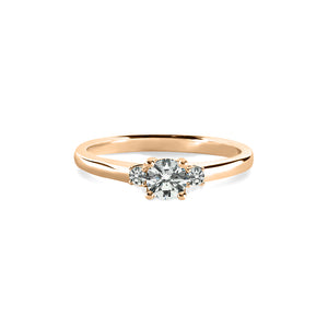 Adeline Ring 18K Rose Gold