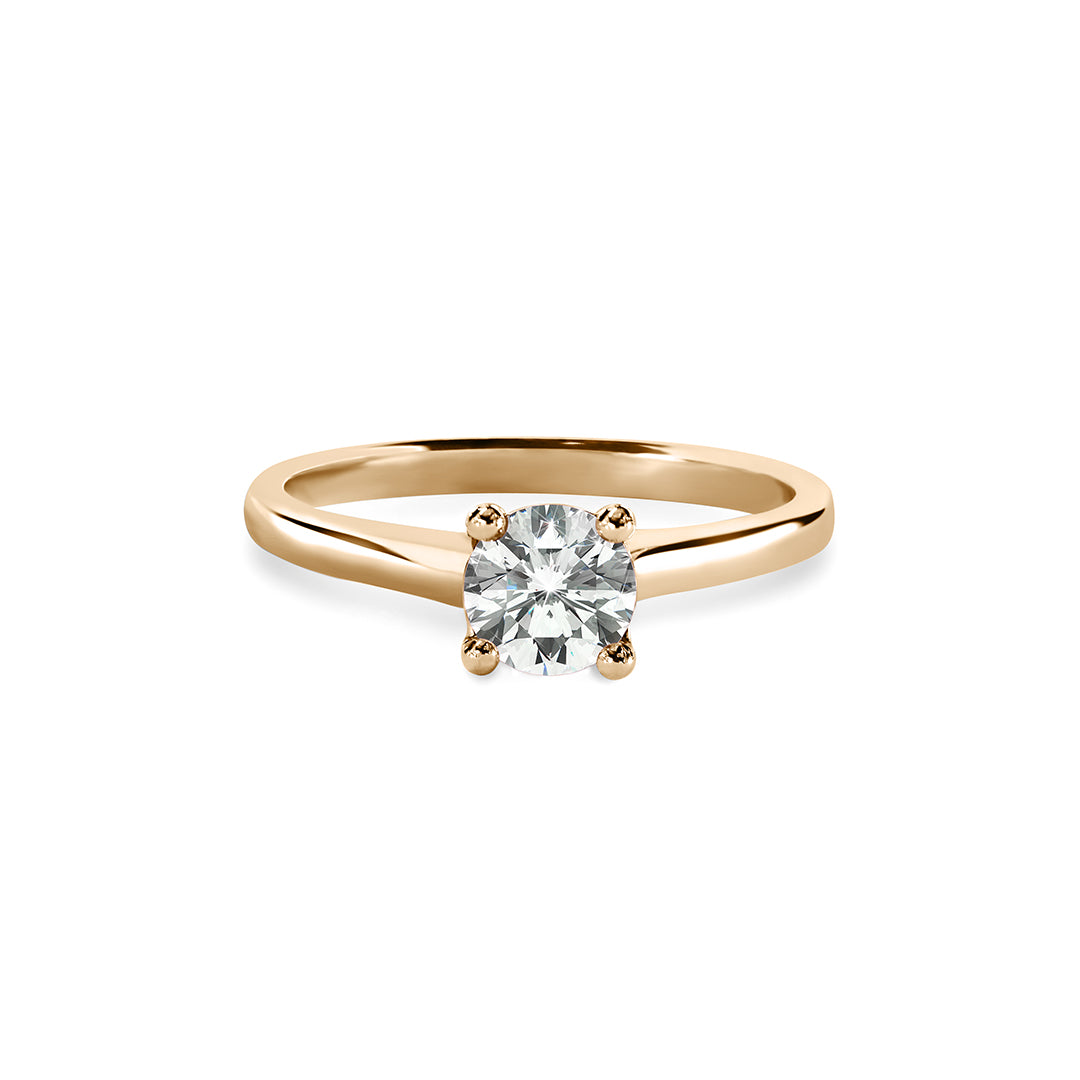 Rebecca Ring 18K Rose Gold
