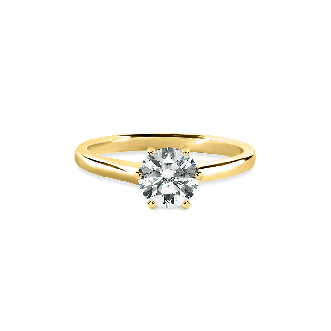 Sophie Ring 18K Yellow Gold