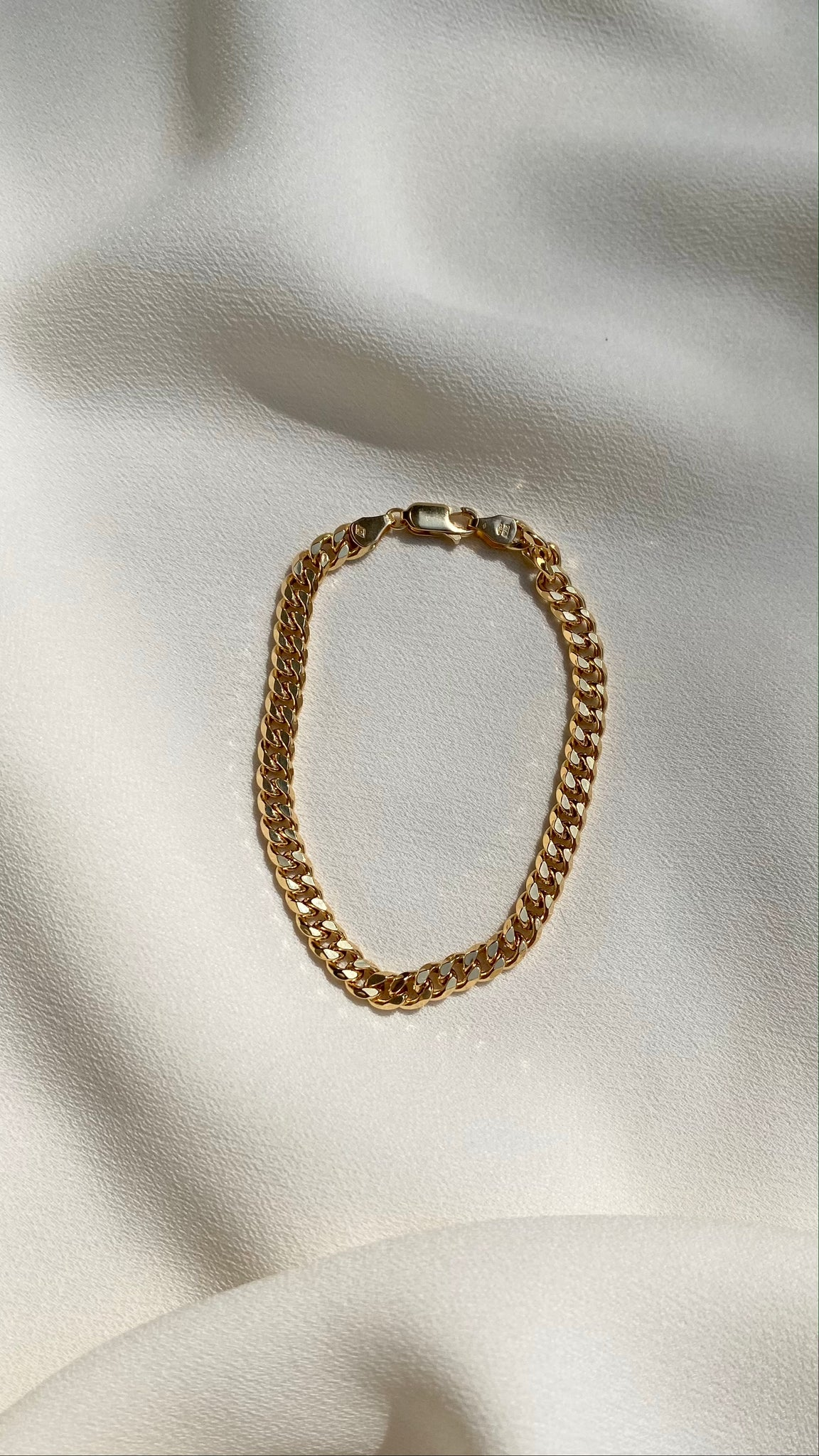 Theodora Bracelet 18K Yellow Gold