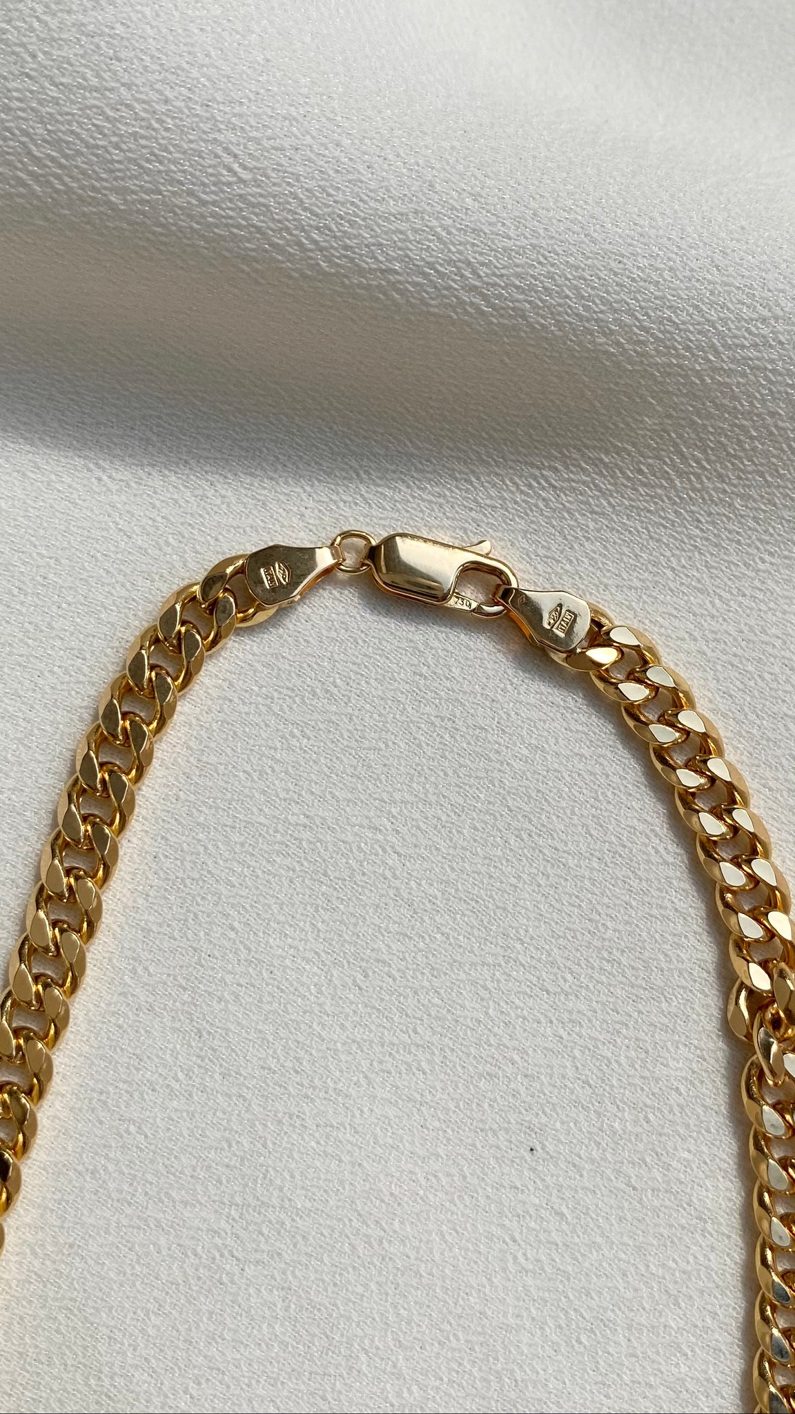 Theodora Necklace 18K Yellow Gold