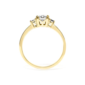 Verona Ring 18K Yellow Gold