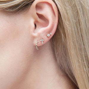 Cami Earring in Rose Gold