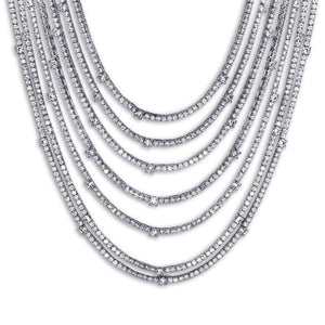 Artemis Multi-Strand Grand Necklace