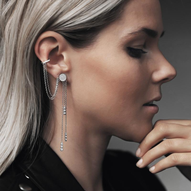 Gala Ear Cuff Left Earring