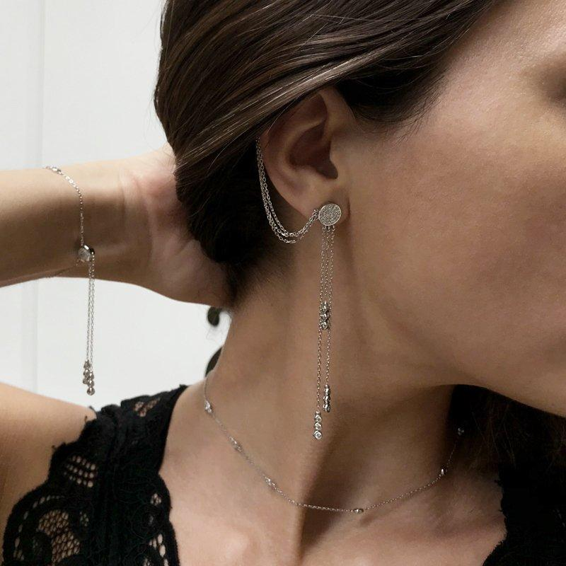Gala Ear Cuff Right Earring