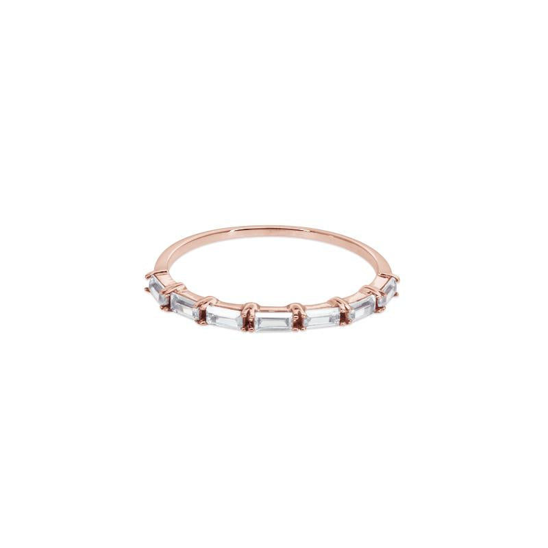 Ava Ring in Rose Gold