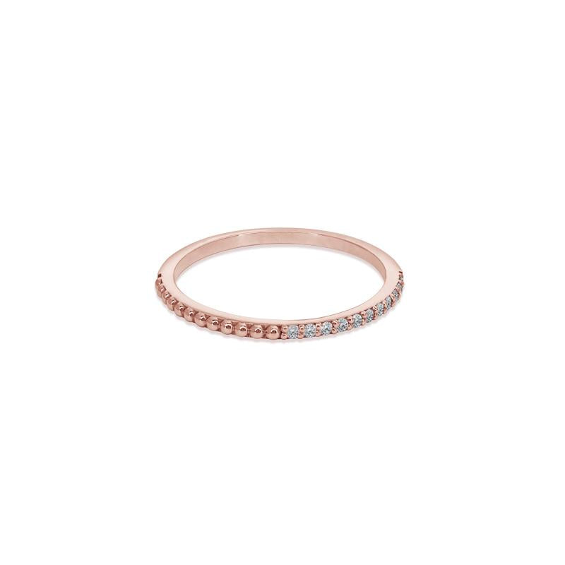 Edie Ring in Rose Gold