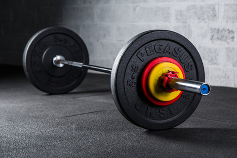 120kg Olympic Lifting Set (By UKSF)