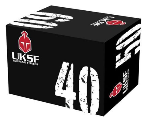Soft Plyo Box (By UKSF)