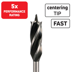 Ruwag Turbo Wood Drill Bit Tip