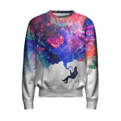 Smokey Dreams Pullover