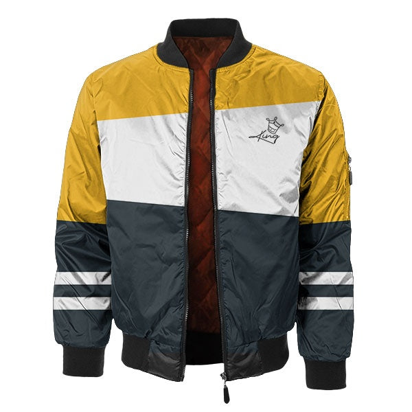 King Signature Bomber Jacket