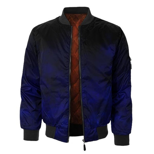 Cool Skull Bomber Jacket