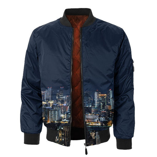 City Rain Bomber Jacket