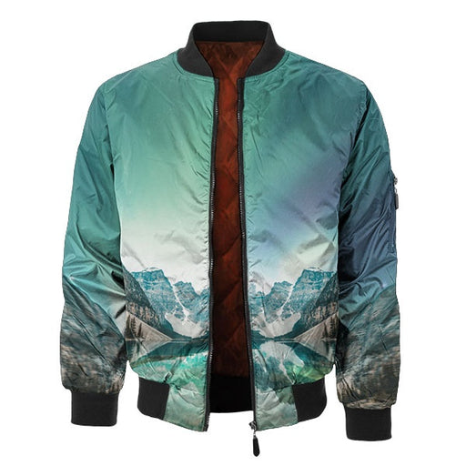 Lakeside Bomber Jacket