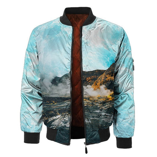 Aviation Bomber Jacket