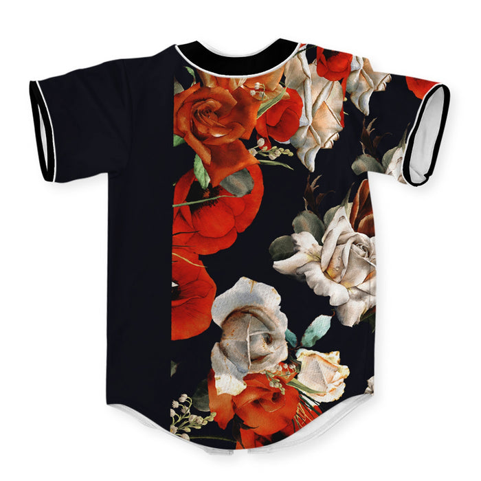 Antique Flowers Jersey