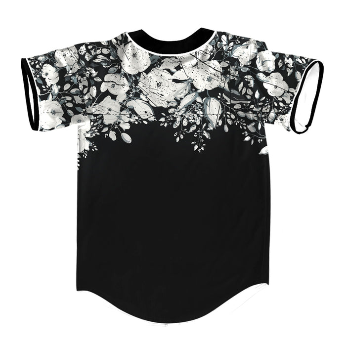 White Rose Blossom Jersey