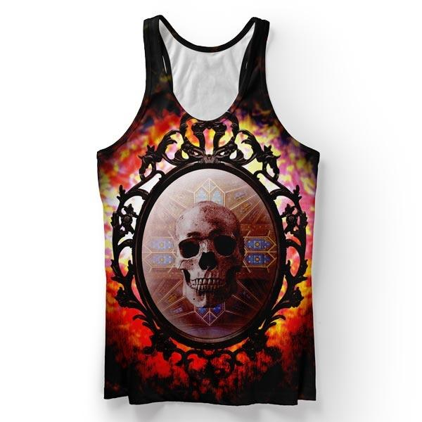 After Life Mirror Tank Top