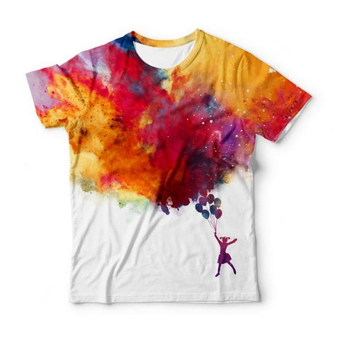 Colorful Fantasy T-Shirt