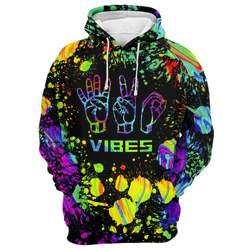 Positive Vibes Hoodie