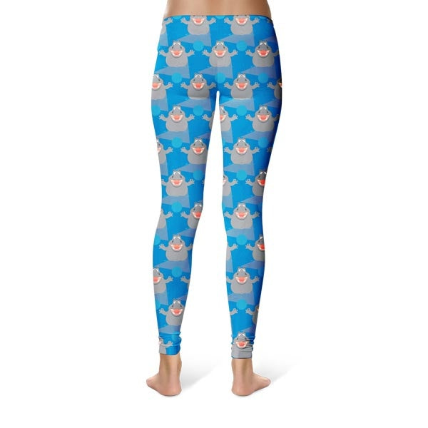 Hippo World Leggings