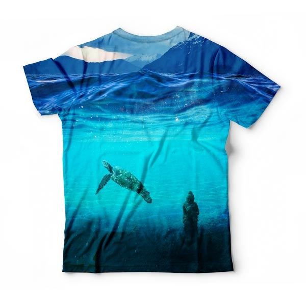Cancer and the Sea T-Shirt