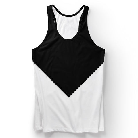 Simple Deviation Tank Top