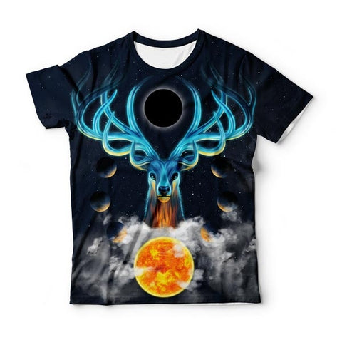 Magic Deer T-Shirt