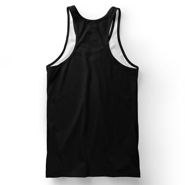 Boxed Tank Top