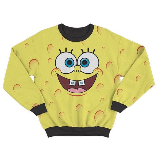 Yellow Smile Pullover