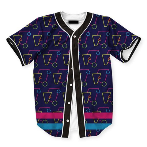 Abstract Shapes Jersey
