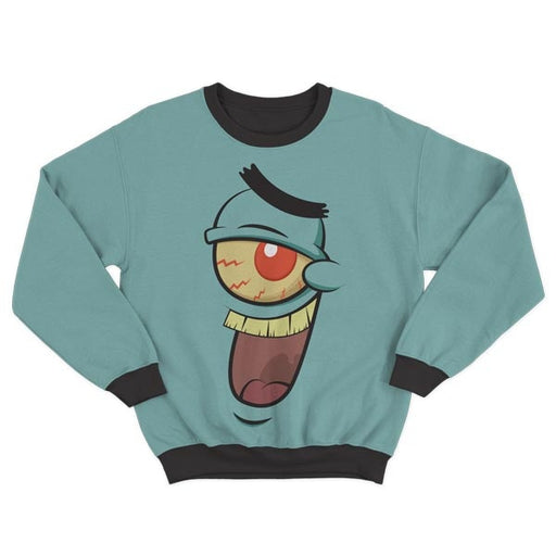 Red Eye Sweatshirt