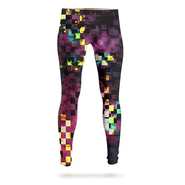 Big Pixels Leggings