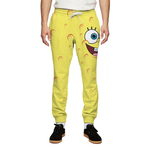 Yellow Smile Sweatpants