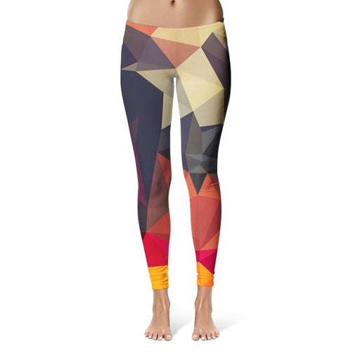 Cubes Leggings