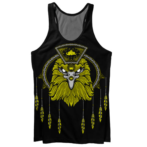 Eagle Dream Catcher Tank Top