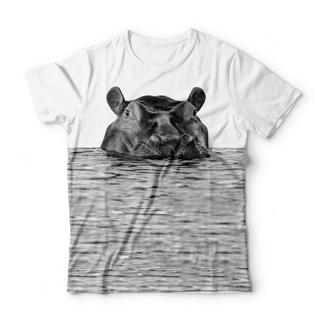 Alpha Hippo T-Shirt