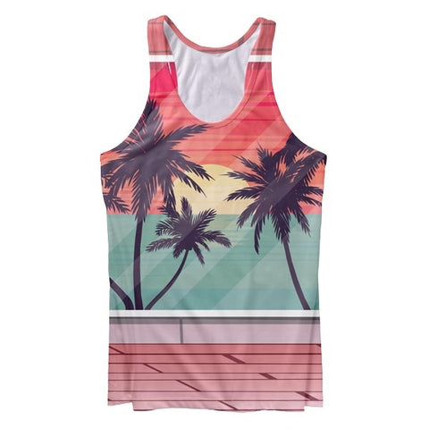 Twilight Hour Tank Top