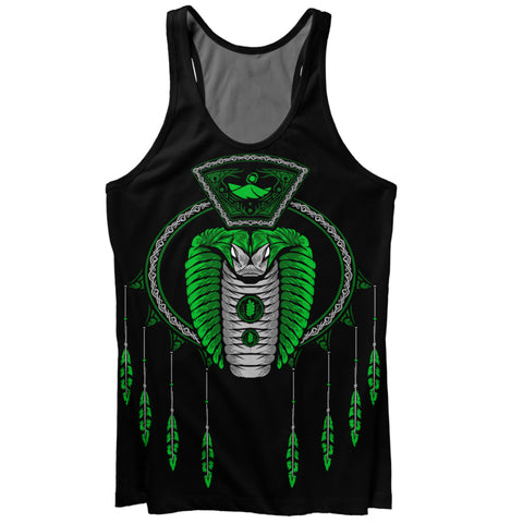 Cobra Dream Catcher Tank Top