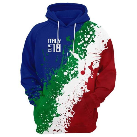ITALY World Cup Hoodie