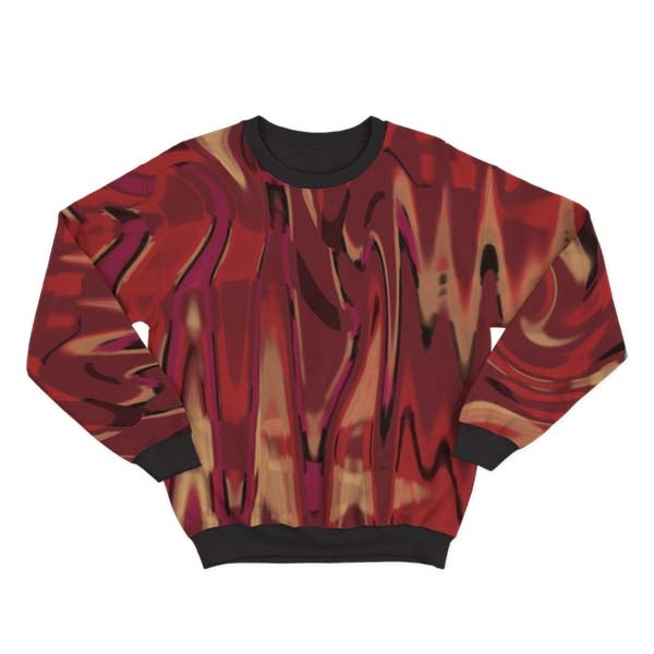 Red Earth Sweatshirt