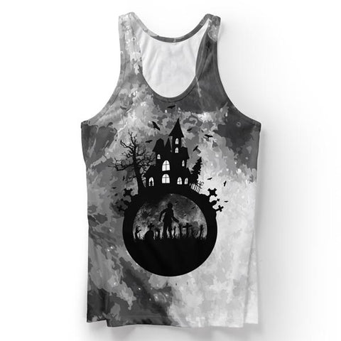 We Are Here Tank Top