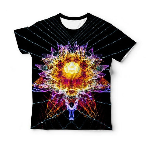 Flower of Mind T-Shirt
